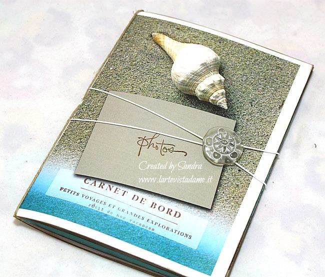 Molto Travel journal tutorial – Libro di viaggio fai da te – L'arte  JL87