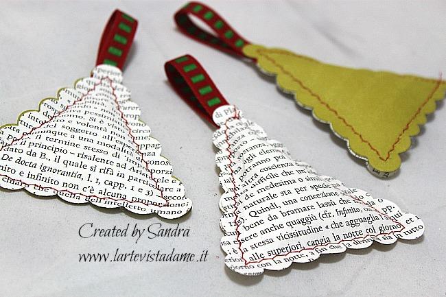 Favorito Riciclo creativo Tutorial:Alberelli di carta imbottiti-Christmas  AI47