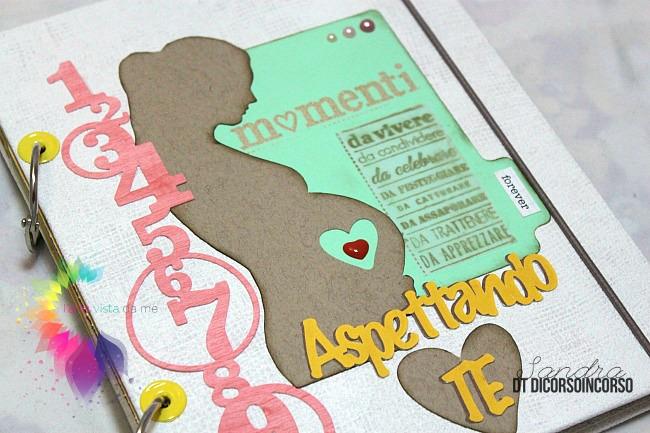 Top Diario di Gravidanza Fai da te-Pregnancy Journal – L'arte vista da me SZ56