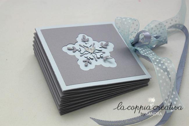 spesso Scrapbooking mini album tutorial: Star Book – L'arte vista da me NL06